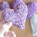 Heart Shape Softie pattern