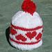 Little Sweetheart Baby Hat pattern