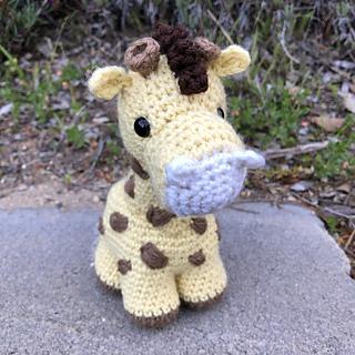 Chunkimals Giraffe