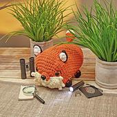 Fern Fox from Cuddly Crochet Critters