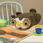 Olive Owl from Cuddly Crochet Critters