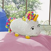 Ulani Unicorn from Cuddly Crochet Critters