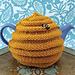 Beehive Tea Cozy pattern