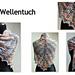 """Wellentuch - """"kleine"""" Anleitung pattern"""