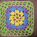 Lacy Wheel pattern
