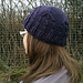 Geometric Beanie Hat pattern