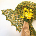 Daffodil Shawl pattern