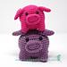 Little Piggy pattern