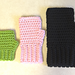 Simple Fingerless Gloves for the Family pattern