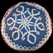 Walnut Street Snowflake Tam pattern