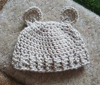 Baby Bear Cozy