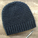 Balsam Beanie Men's Hat pattern
