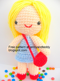 Crochet your own Mr. Men and Little Miss with out patterns | 320x240