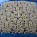 Puff Wheat Fields Cushion Back pattern