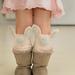 Bunny Lilly Leg Warmers pattern