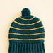 Masha Hat pattern
