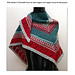Winter Holiday Shawl pattern