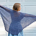Firefly Diaphanous Shawl pattern