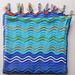 Kingfisher Blanket pattern