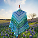 Texas Bluebonnet Shawl pattern