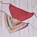 Granny Triangle Bandana pattern