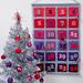 Modern Advent Calendar pattern