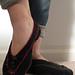 Vintage Inspired Ballet Slippers pattern