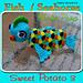 Fish / Seahorse Photo Prop pattern