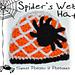Spider Web / Fish Net Hat pattern