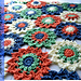 Flower Motif Blanket pattern