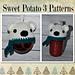 Polar Bear Christmas Ornament pattern