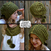 Convert A Cowl  to Hat pattern