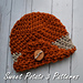 Cancer Charity Hat 2015 pattern