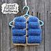 Reversible Puffy Vest pattern