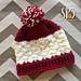 Woven Shells Hat pattern