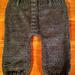 Basic Baby Pants pattern