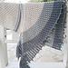 Anemone Nemorosa Shawl pattern