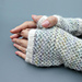 Spring Thaw Mitts pattern