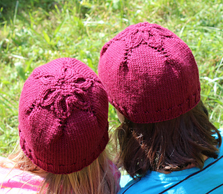 Ravelry Little Flower Hat Pattern By Ewelina Murach