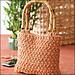 Bamboo-Handle Purse pattern