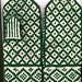 Mittens from Halland pattern