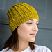 Amber Twist Hat pattern