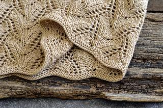 Wheat River Cowl