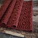 Wineberry Cowl pattern