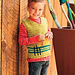 Boy Vertical Vest pattern