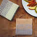 Ombre Coasters pattern