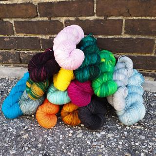 Studio Sock by Neighborhood Fiber Co.