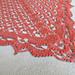 Fritillary Shawl pattern