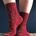 Homestead Gate Socks pattern