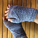 Peaks and Valleys Mitts pattern